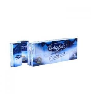 Lencos Papel Facial de bolso BulkySoft 21x21cm 10unx24 (240)