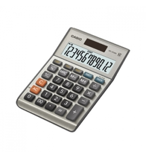 Calculadora de Secretaria Casio MS120BM12 Digitos