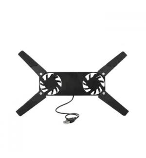 Suporte para portátil Flexivel 10 a 15 Pol USB Preto
