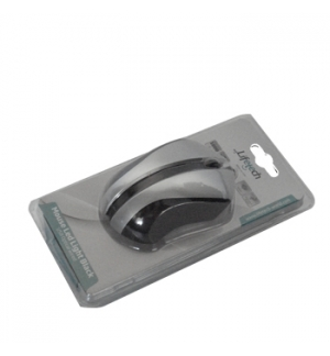 Rato Optico USB LED Light Silver