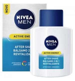 AftershaveBálsamo NIVEA Act Energy 100ml