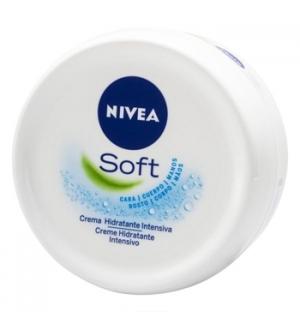 Creme Corporal NIVEA Soft 300ml
