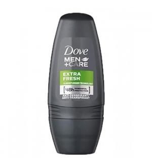 Desodorizante Roll-On DOVE Men Extra Fresh 50ml