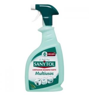 Detergente SANYTOL Desinfetante Multisuperfícies 750ml