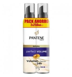 Espuma Cabelo PANTENE Volume Perfeito 300ml 2un