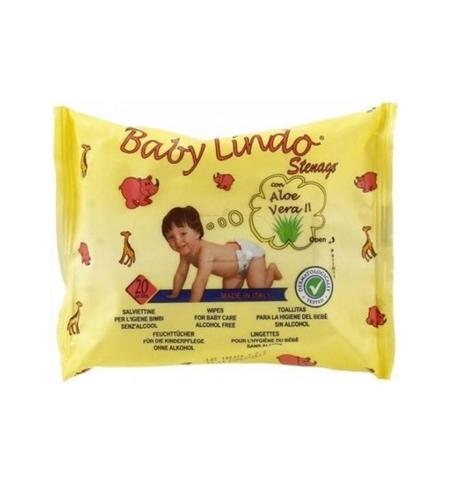 Toalhitas BABY LINDO Bebé 20un