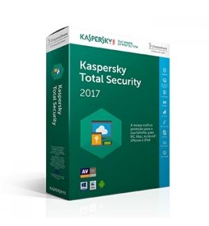 Kaspersky Total Security MD 2017 5 User