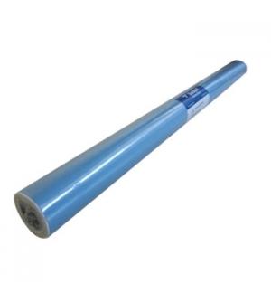 Forra Livros Rolo 050x3mts autocolante 100mic Azul Palido