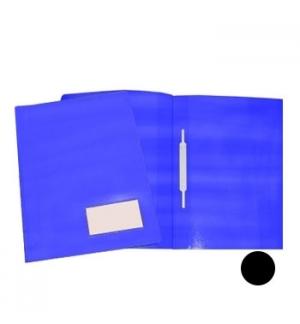 Classificador Plast2000 Capa Opaca Preto c/Ferragem Pack 10