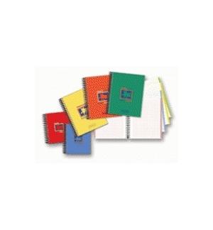 Bloco A7 Quadric 70gr Capa Plastico Pack 6 (711-A7-70-4C)