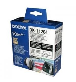 Etiquetas 17x54mm QL-500/550/570/580N/1050/1060N