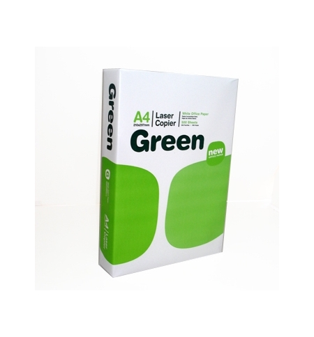 Papel Fotocopia A4 Green 5x500 Folhas