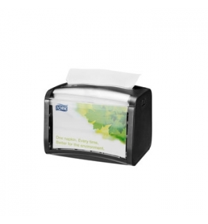 Dispensador p/275 Guardanapos TORK N4 Cor Preto