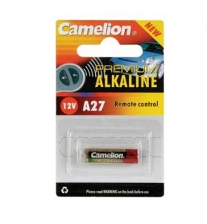 Pilha alcalina A27 120V 18mAh 1un/blister