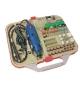 Set de berbequim electrico de precisao c/ 162 pecas