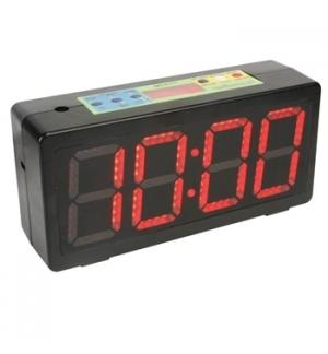 Relogio de parede c/ cronometro e temporizador (Leds 10cm)