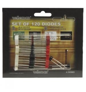 Set de diodos 120un