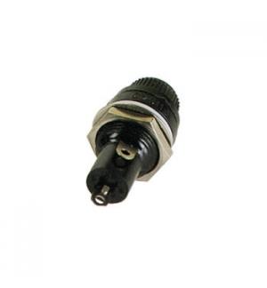 Suporte de fusivel low cost p/ montagem em painel 5 x 20mm