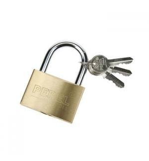 Cadeado de 50mm c/ 3 chaves