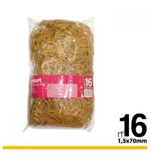 Elasticos 015x70mm (N16) - 1Kg