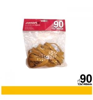 Elasticos 13x140mm Banda (N90) 100gr
