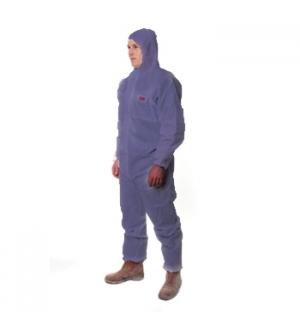 Fato de proteccão 4515 azul tamanho L -1un