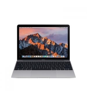 Computador portatil MacBook 12p Retina Core m3 cinz sideral