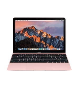 Computador portatil MacBook 12p Retina Core m5 rosa dourado