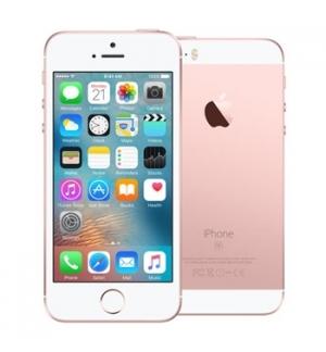 Telemovel iPhone SE 64GB Rosa Dourado