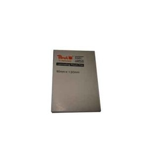 Bolsa Plastificacao Termica 90x130mm 80Microns -Cx100un