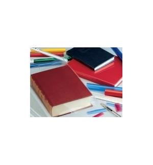 Forra Livros Rolo 050x3mts autocolante 80mic Opaco Branco