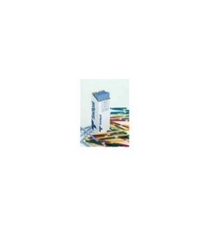 Forra Livros Rolo 050x3mts autocolante 100mic Opaco Azul