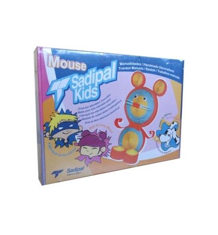 Kit Montagem Cartao (Sadipal Kids) (Mouse)