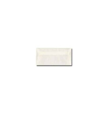 Envelope Papel Natural 95gr 11x22cm Blister 25un Castanho