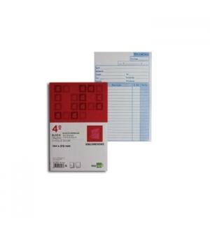 Blocos Impressos-Proposta de Encomenda- 155x215mm c/Duplica