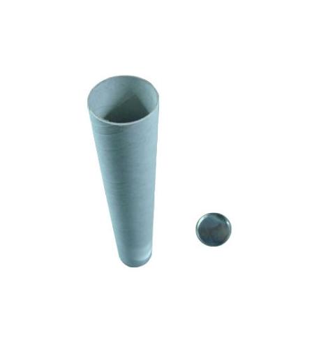 Porta Desenhos Tubo Cartao 33cm Diametro 5cm