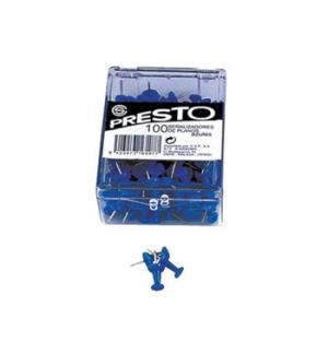 Sinalizadores Presto (100un) Azul
