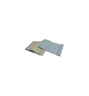 Classificadores Comerciais 250gr c/Ferragem/Aba Rosa Pack10
