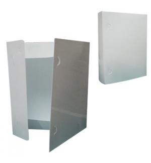 Caixa Projecto Plastico A4 320x220x60mm Roma506 - 1un
