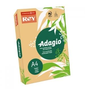 Papel Fotocopia Adagio(cd60) A4 80gr Ouro 1x500