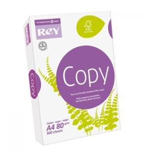 Papel Fotocopia A4 80gr Rey (Copy Paper) 5x500Folhas