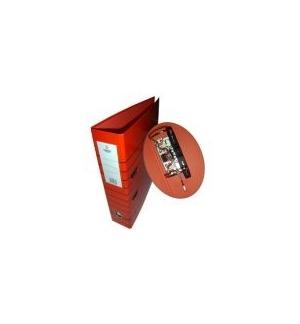 Pasta Arquivo L80 320x280 Riscas/Rado Vermelha