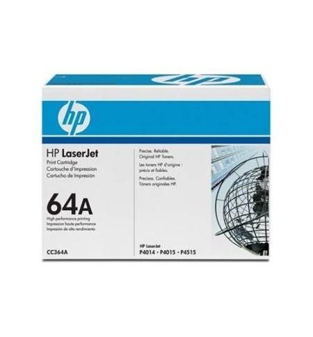 Toner LaserJet P4014/4015/4515 (CC364A) Preto