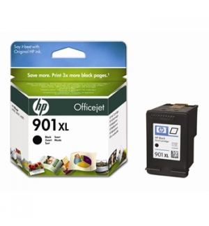 Tinteiro Officejet 4500/J4580 HP N901XL (CC654A) Preto