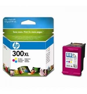 Tinteiro HP N300XL (CC644E) com Tinta Vivera 3 Cores