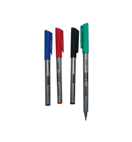 Marcador Perm Medio (CD/Acetatos) Epene Verde-1un