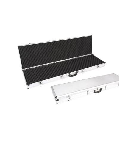 Mala Aluminio p/Armas (1220x330x114mm)