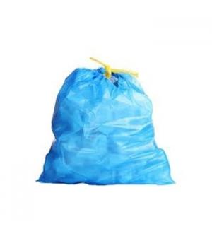 Sacos Lixo Plast 100Lts Azul 30my (90x115cm) - 10un
