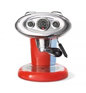 Maquina Cafe ILLY X7.1 Iperespresso Cor Vermelha