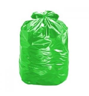 Sacos Lixo Plast 100Lts Verde 575my (80x120) (10Kg)